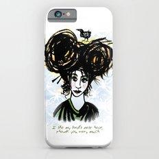 Bird's Nest Hair Slim Case iPhone 6s