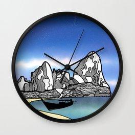 Tropical Beach Thailand Wall Clock