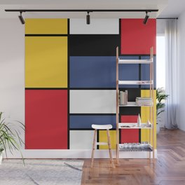 Abstraction color Wall Mural