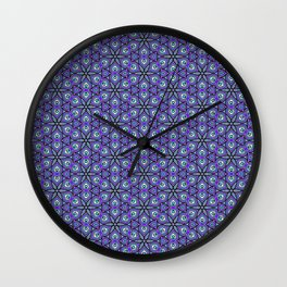 Hearts of Life Wall Clock