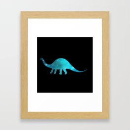 Apatosaurus Framed Art Print