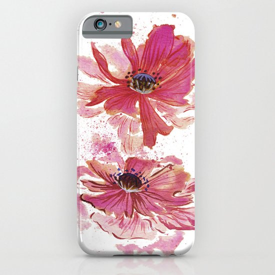 Poppy iPhone & iPod Case