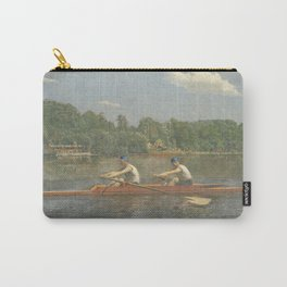 The Biglin Brothers Racing by Thomas Eakins Carry-All Pouch