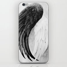 On Wings iPhone & iPod Skin