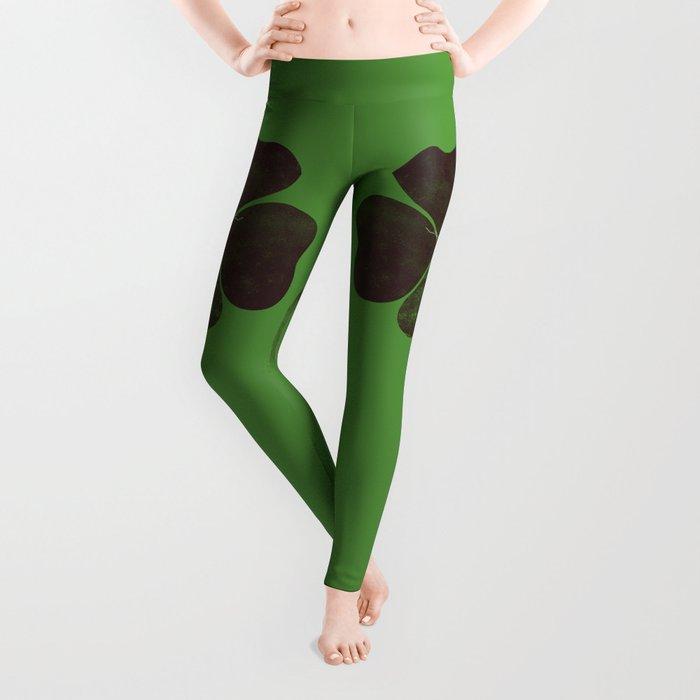 By Chance - Green Leggings