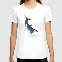 killer whale T-shirts featuring Killer Whale by The animals moved to - society6.com/dian