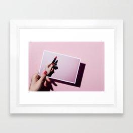 Lipstick Nars Framed Art Print