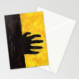 The Black Hand Stationery Cards