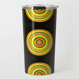 Circle #3  Multiplied Travel Mug