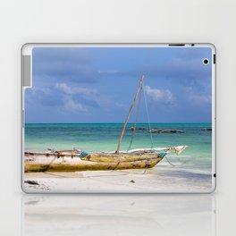 Lonely Boat Laptop & iPad Skin
