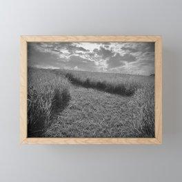 Barrett, Minnesota Framed Mini Art Print