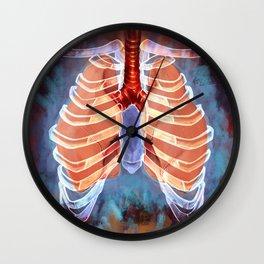 Take Care | X-RAY Tech  Wall Clock