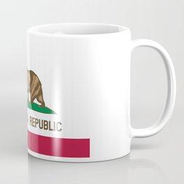 California Flag - State of California Coffee Mug