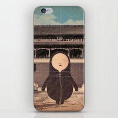 Lu_wei iPhone Skin