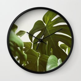 Verdure #5 Wall Clock