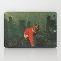 houston iPad Cases featuring houston by Jesse Treece
