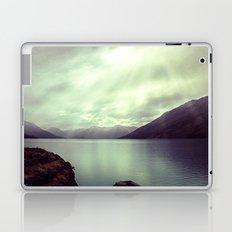 Lake mountain light Laptop & iPad Skin