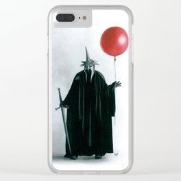 Want A Balloon? Clear iPhone Case