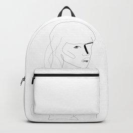 Face Of Art Backpack
