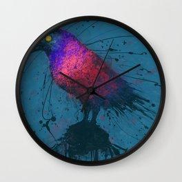 False Color Wall Clock