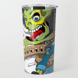 Too ghoul 4 school Travel Mug
