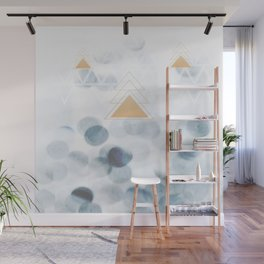 Winter Vibes Wall Mural