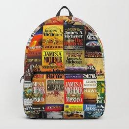 Michener Books Backpack