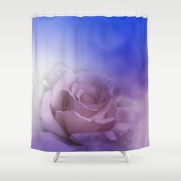 when I'm feeling blue -4- Shower Curtain