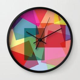 See-Through Wall Clock