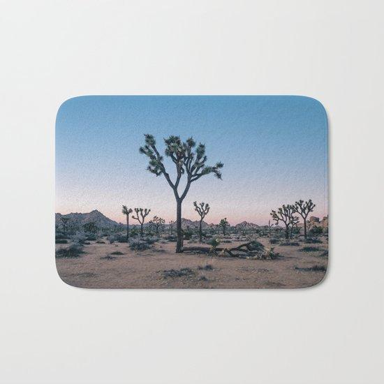 Joshua Tree at Sunset Bath Mat
