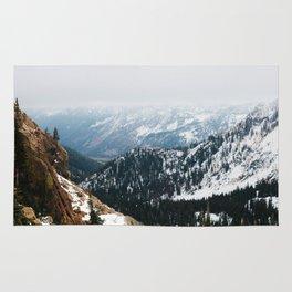 Mountain Valleys Rug