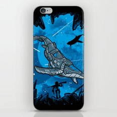 Abyss 2099 iPhone & iPod Skin