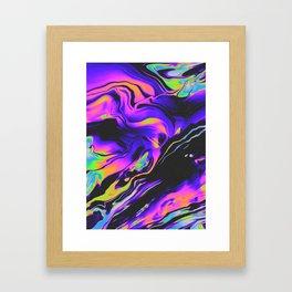VENGEANCE TRILOGY Framed Art Print
