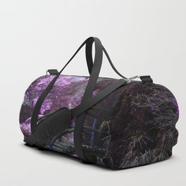 Tea Garden Duffle Bag