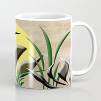 serenity Mugs featuring Serenity by Judith Lee Folde Photography & Art