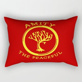 Divergent - Amity The Peaceful Rectangular Pillow