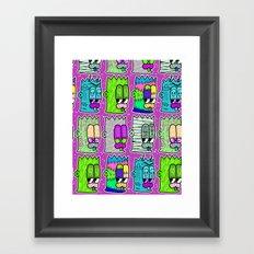 BARTFIELD Framed Art Print