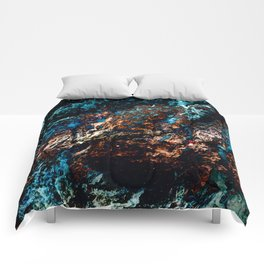 A Sudden Freeze Comforters
