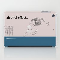 alcohol iPad Cases featuring alcohol effect by Ilaria Bicchi