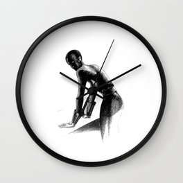 Dressing room  Wall Clock