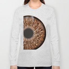 The Brown Iris Long Sleeve T-shirt