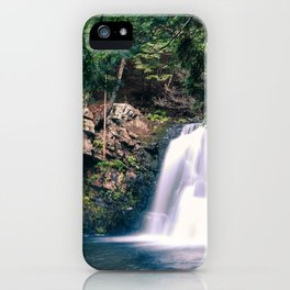 TMP Waterfall iPhone Case