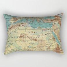 Cradle of Civilization Rectangular Pillow