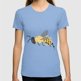 Abstract Bee T-shirt