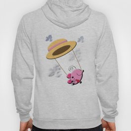 Piggy Swinging Hoody
