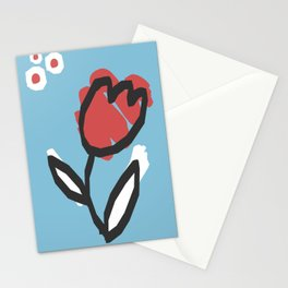 Bring me tulips Stationery Cards