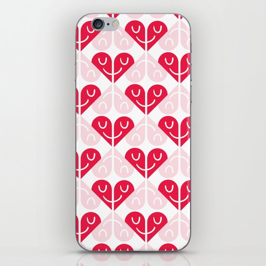I love your smile iPhone & iPod Skin