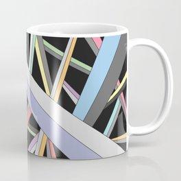Lines and Colour Coffee Mug