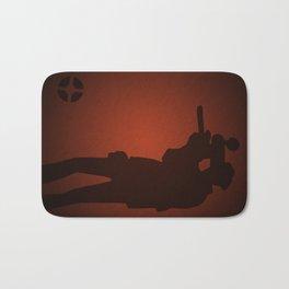 Sniper Bath Mat