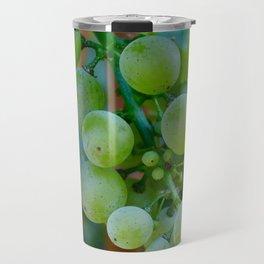 Sprig of Grapes Travel Mug